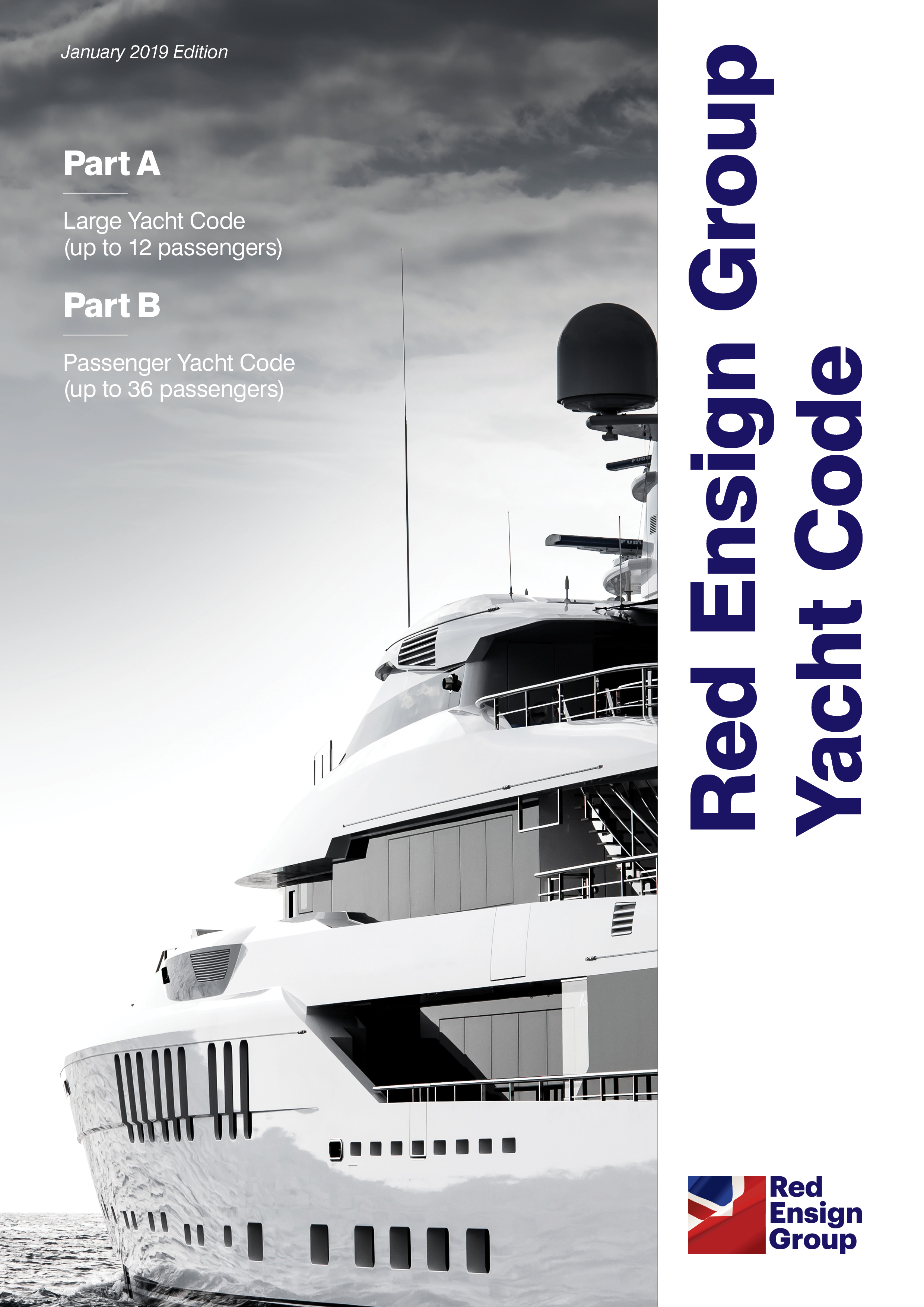 Red Ensign Group Yacht Code launched