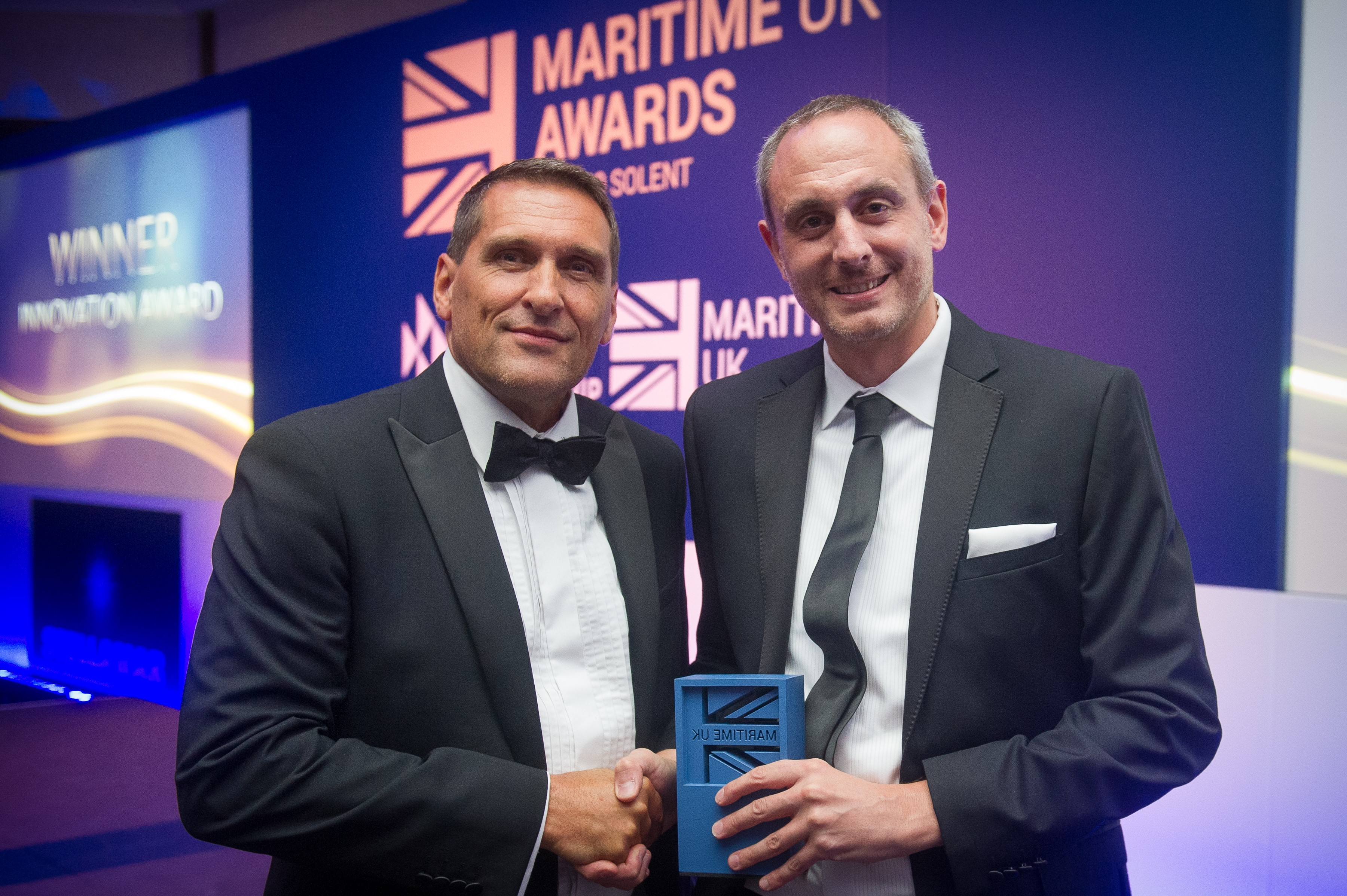 UK Ship Register presents national maritime innovation award