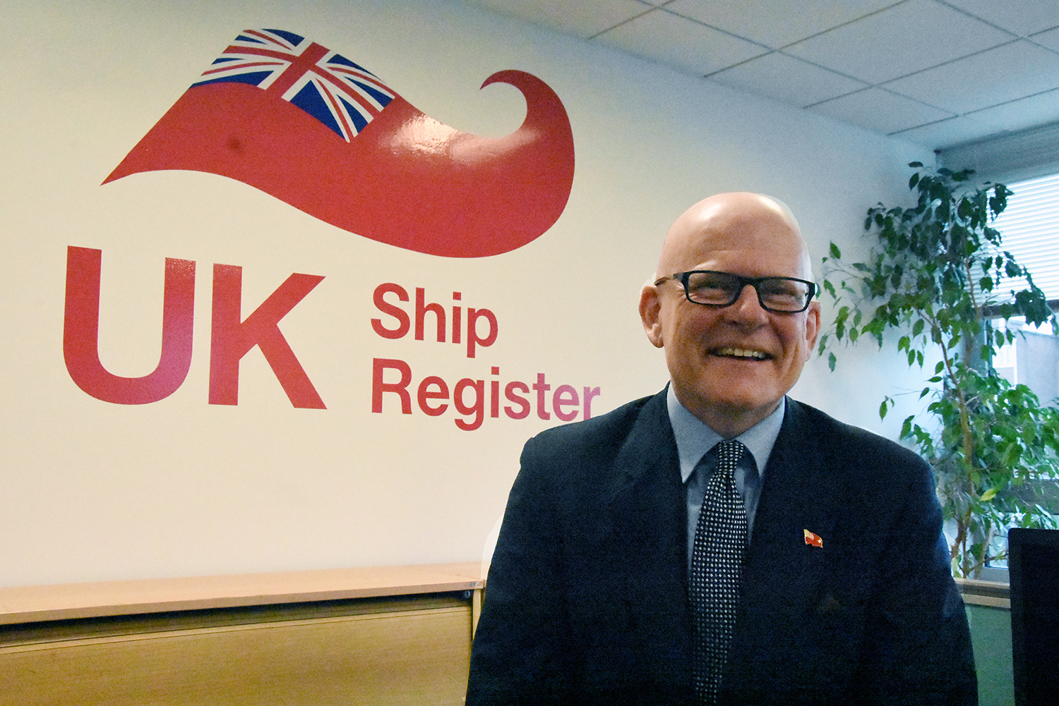 The UK Ship Register welcomes new Commercial Director